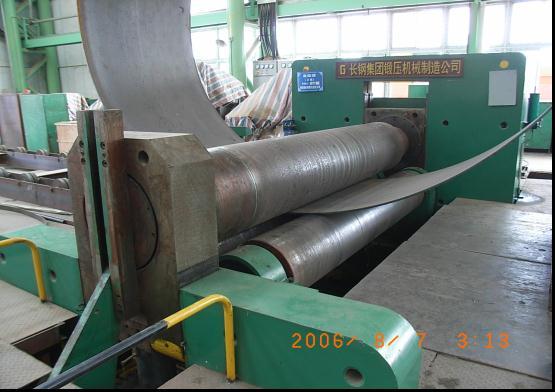 钢材预处理线一条,钢结构